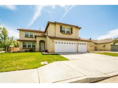 Lancaster Single Family Home For Sale: 4632 West Avenue J4