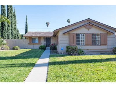 West Hills Single Family Home For Sale: 22914 Roscoe Boulevard