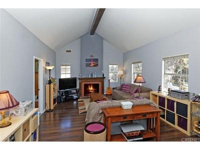 Sherman Oaks Condo/Townhouse For Sale: 14253 Burbank Boulevard #2