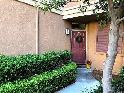 Valencia Condo/Townhouse For Sale: 26933 Hillsborough #4