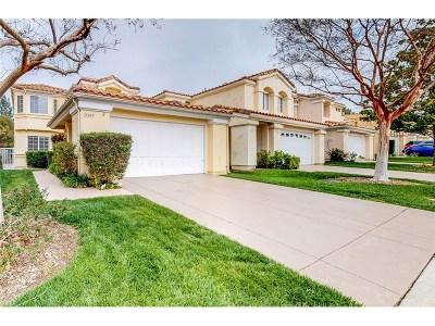 Stevenson Ranch Single Family Home For Sale: 25803 Blake Court