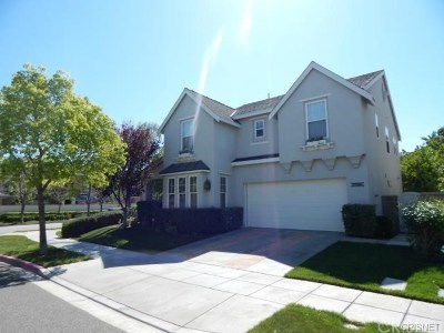 Valencia Single Family Home For Sale: 27088 Channel Lane