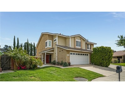 Valencia Single Family Home For Sale: 25788 Covala Court