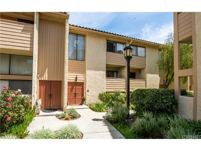 Calabasas Condo/Townhouse For Sale: 26336 West Plata Ln Lane