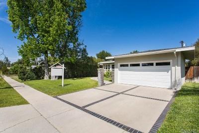 Tarzana Single Family Home For Sale: 6204 Sylvia Avenue