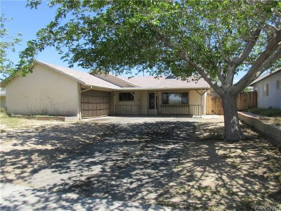 Palmdale Single Family Home For Sale: 38866 Deer Run Road