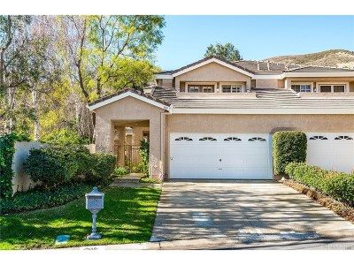 Westlake Village Condo/Townhouse For Sale: 835 Sunstone Street