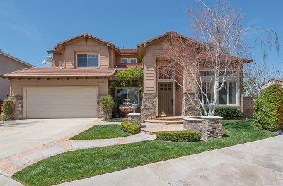 Valencia Single Family Home For Sale: 23327 Cuestport Drive