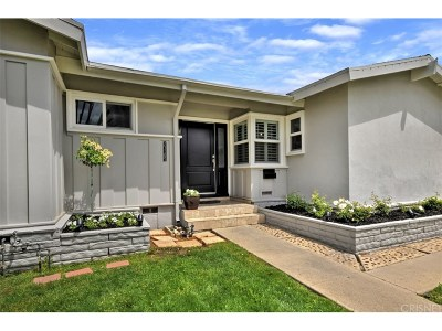 West Hills Single Family Home For Sale: 23105 Victory Boulevard