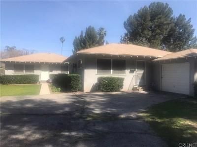 Canoga Park Single Family Home For Sale: 7344 Jordan Avenue