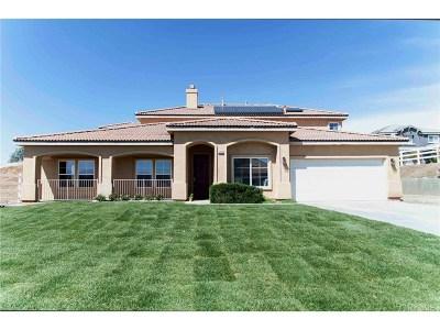 Acton Single Family Home For Sale: 34599 Desert Road