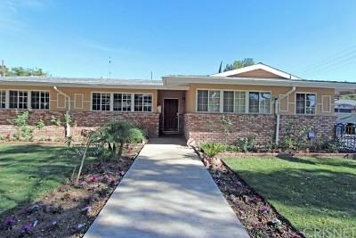 Chatsworth Single Family Home For Sale: 9512 Comanche Avenue
