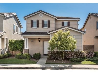 Simi Valley Single Family Home For Sale: 2516 Canterbury Lane