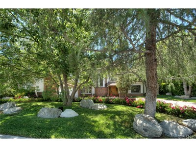 Woodland Hills Single Family Home For Sale: 4637 Westchester Drive
