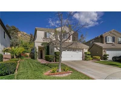 Valencia Single Family Home For Sale: 23670 Silverhawk Place