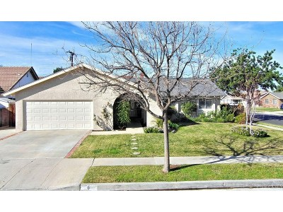 Thousand Oaks Single Family Home For Sale: 5 Beatty Place