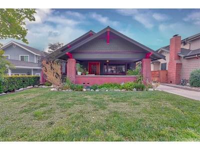 Monrovia Single Family Home For Sale: 263 North Encinitas Avenue