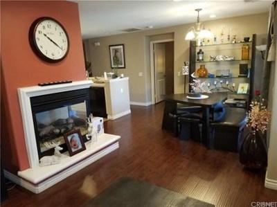 Saugus Condo/Townhouse For Sale: 28364 Mirabelle Lane #476