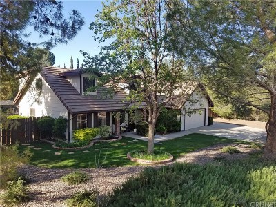 Acton Single Family Home For Sale: 2112 Cattle Creek Road