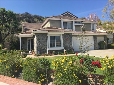 West Hills Single Family Home Sold: 8007 Masefield Court