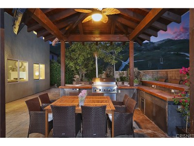 Canyon Country Single Family Home For Sale: 16814 Tulip Tree Court