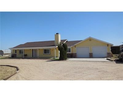 Lancaster Single Family Home For Sale: 8816 West Avenue C8
