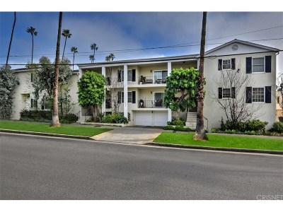 Santa Monica Condo/Townhouse Sold: 1820 Idaho Avenue #4