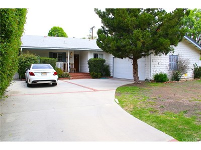 Woodland Hills Single Family Home For Sale: 22309 Criswell Street