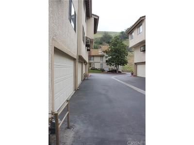 Calabasas Rental For Rent: 26009 Alizia Canyon Drive #D