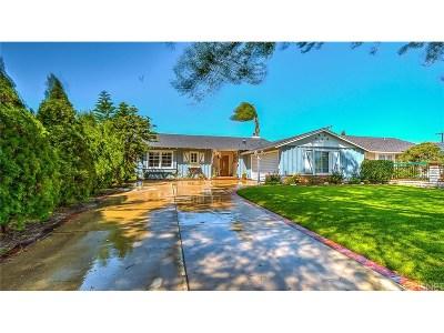 Canoga Park Single Family Home For Sale: 7741 Variel Avenue