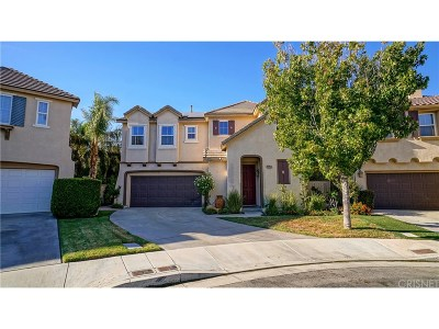 Canyon Country Single Family Home For Sale: 27257 Sterling Grove Lane