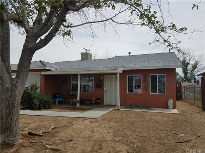 Palmdale Single Family Home For Sale: 232 East Avenue P3