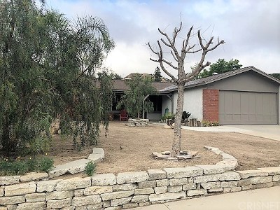 Canyon Country Single Family Home For Sale: 29781 Wistaria Valley Road