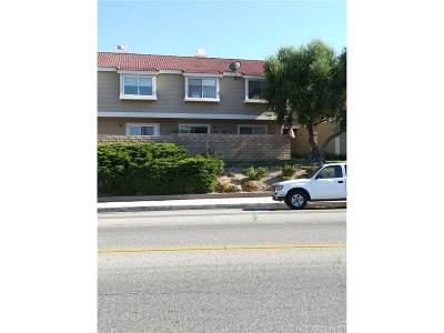 Castaic CA Condo/Townhouse Sold: $340,000
