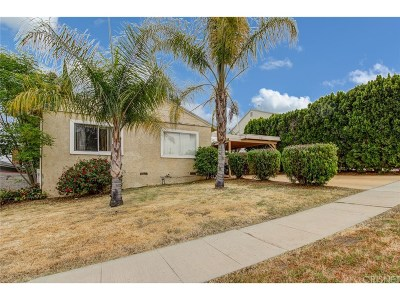 Tarzana Single Family Home For Sale: 5132 Avenida Oriente