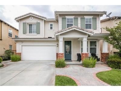 Valencia Single Family Home For Sale: 27647 Cobblestone Court