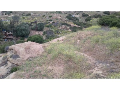 Chatsworth Residential Lots & Land For Sale: Amigo
