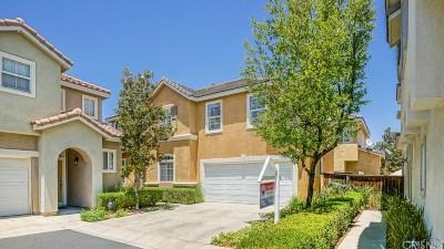 Valencia Single Family Home For Sale: 24479 Montevista Circle