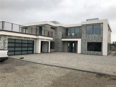 Woodland Hills Single Family Home Sold: 4838 Calderon Road