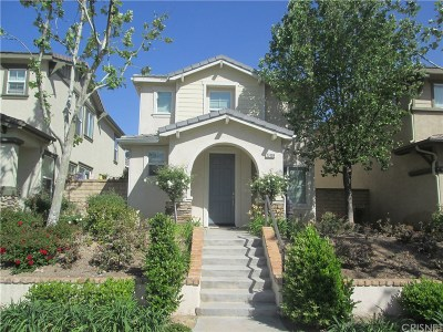 Valencia Single Family Home For Sale: 27408 Riverside Lane