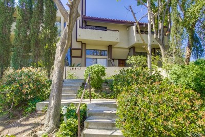 Tarzana Rental For Rent: 18843 Hatteras Street #20