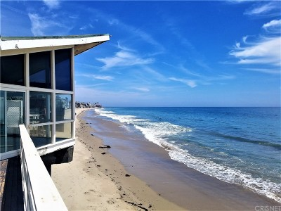 Malibu CA Single Family Home For Sale: $8,200,000