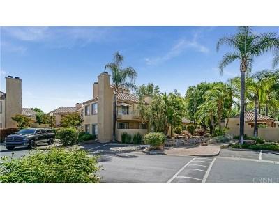 Valencia Condo/Townhouse For Sale: 23705 Del Monte Drive #241