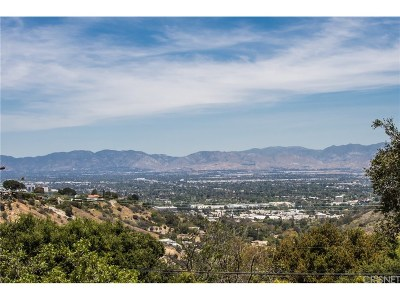Bel Air Single Family Home For Sale: 14359 Mulholland Drive