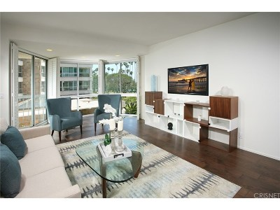Santa Monica Condo/Townhouse For Sale: 515 Ocean Avenue #404