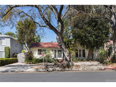Hollywood Hills Single Family Home For Sale: 1541 North Stanley Avenue