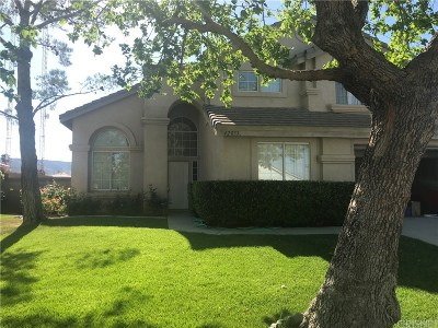 Quartz Hill Single Family Home For Sale: 42033 Quail Creek Drive