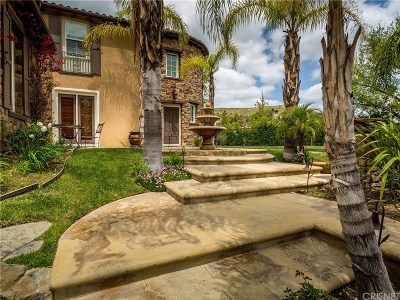 Calabasas Single Family Home Sold: 26535 Alsace Drive