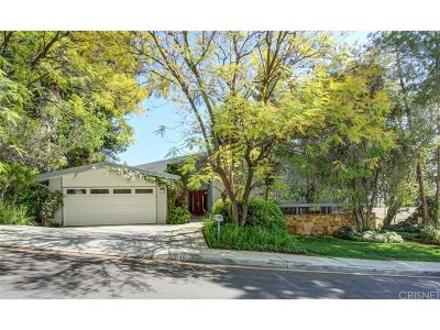 Woodland Hills Single Family Home For Sale: 21815 Ambar Drive