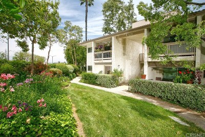 Calabasas Condo/Townhouse For Sale: 4724 Park Granada #217